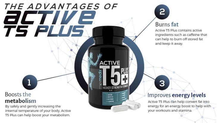 Benefits of Active T5 fat burner http://dietpillreviews.co.uk/active-t5-fat-burner-review/