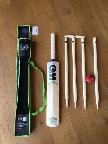 Gunn & #moore gmax joe root #cricket set size 5 - #ball, bat, 4 stumps bail & bag, View more on the LINK: http://www.zeppy.io/product/gb/2/122015690542/