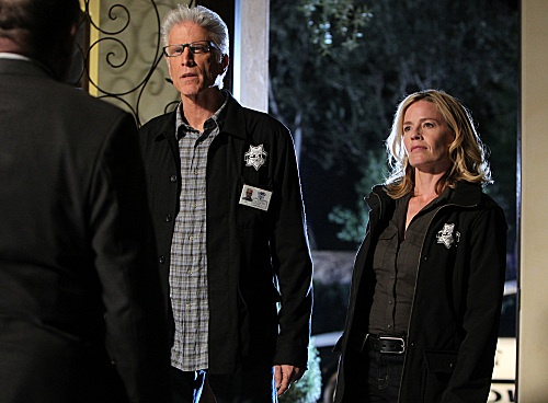CSI~What I watch on TV~Stopped watching a few years ago but with with additions of Ted Dansen and Elizabeth Shue they hooked me back.