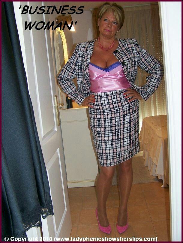 Pin By Peter Clarke On Phenie Skirt Suit Slip On Dresses