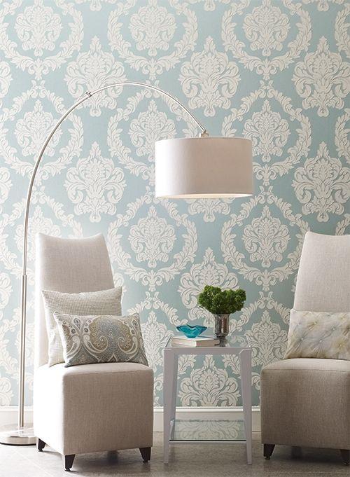 York Wallcoverings - york wall com - Candice Olson - inspired elegance