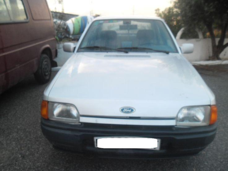 1000,00€ · Ford Orion · Se vende Ford Orion 1.6 ghia, 4 puertas, cambio manual, elevalunas electricos, año 1.989 , gasolina. · Vehículos > Coches > Coches Ford