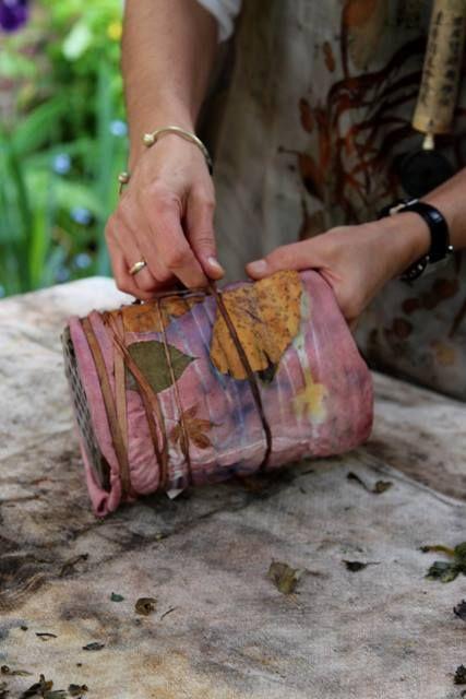 Gaia's Echo textile bundle