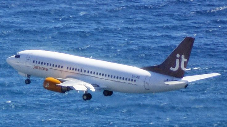 Danish Airline Jet Time Flies to Gan Island of Maldives from Denmark - Maldives Holiday Tour