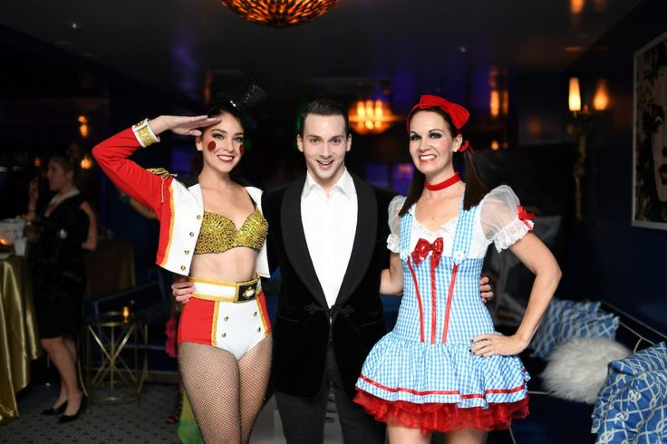 Featured in Paper City Magazine!!! Houston's Hollywood Halloween Party Brings Major Star Power: The Movie Bombshells Are Invading!