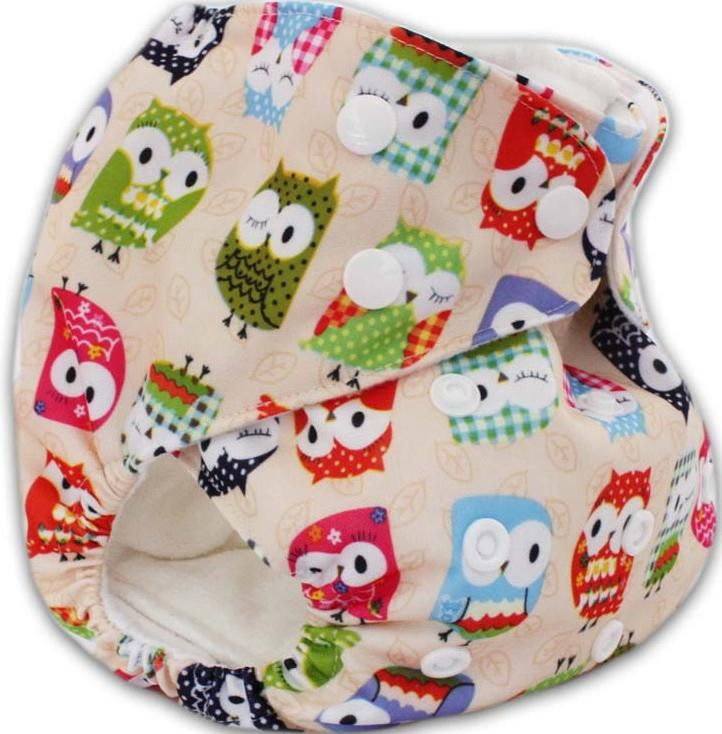 organic prefold cloth diapers