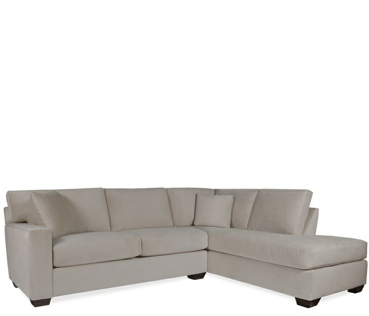 Dream Living Room Milan 2 Pc Sectional W/Daybed   Special Sale Price