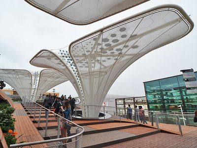 Shade Structures - Fabric Architect