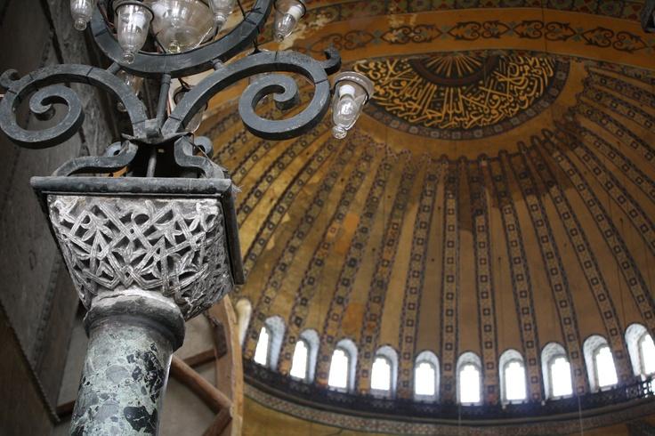 Dome in Aya Sophia