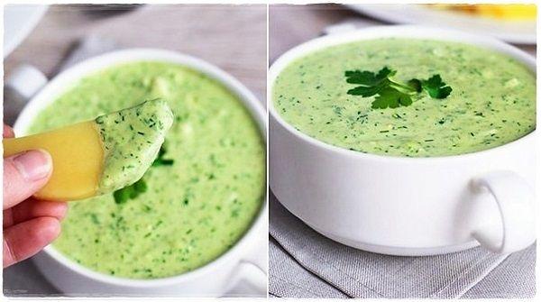 The Frankfurt green sauce
