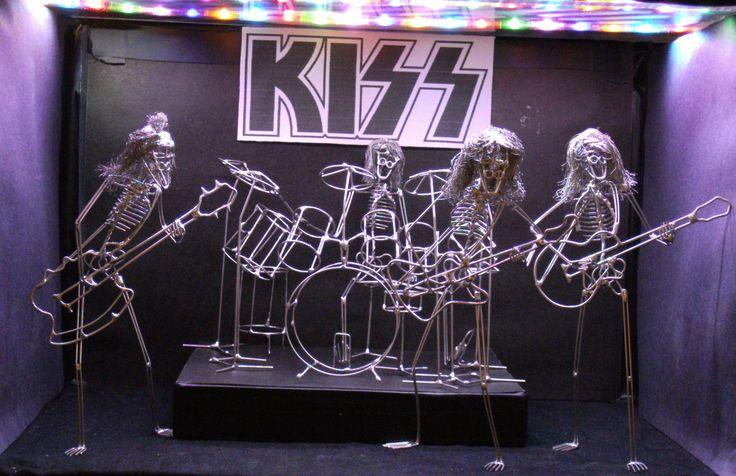KISS BusyBody band