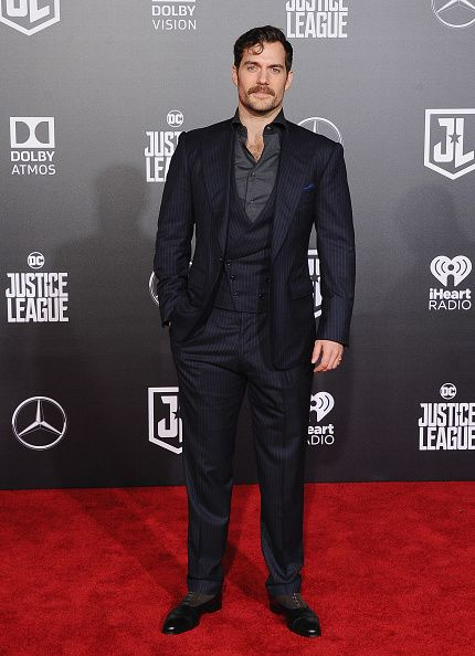 Los Angeles Premiere Of Warner Bros. Pictures' 'Justice League' - Arrivals