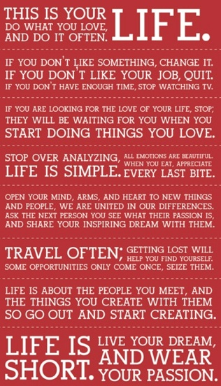 90 best Quotes images on Pinterest | Being happy, Beleza and My world