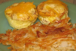 Coleen's Recipes: EASY BAKED MINI-OMELETS