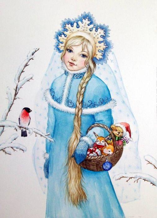 Коллекция картинок: Художник-иллюстратор Мария Рытова