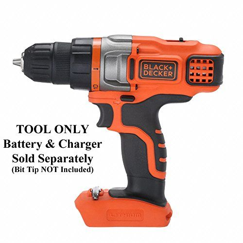 Special Offers - Black & Decker LDX220 20V MAX Lithium Cordless Drill Driver 2 Speed (BARE TOOL) Without battery For Sale - In stock & Free Shipping. You can save more money! Check It (October 19 2016 at 11:06AM) >> http://drillpressusa.net/black-decker-ldx220-20v-max-lithium-cordless-drill-driver-2-speed-bare-tool-without-battery-for-sale/