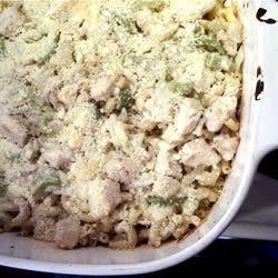 All recipes easy turkey tetrazzini