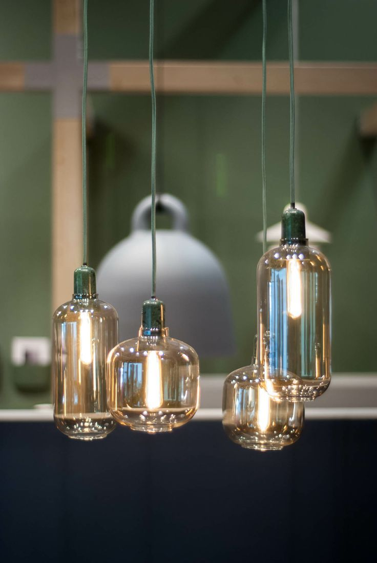 Decospot | Lighting | Normann Copenhagen Amp Pendant Lamp. Available at decospot.be webshop.