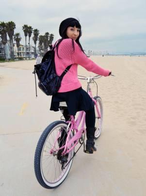 pink on pink: Pink Vspink, Beaches, Schools Cruiser, Old Schools, Pink Bike, Pink Delicious, Pink Favourit, Rider Biker, Vspink Summerheartbreak