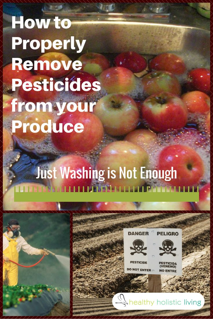 Here is how to remove pesticide residue from your beautiful fruits and vegetables #pesticides #residue #fruit #vegetables #fruit wash