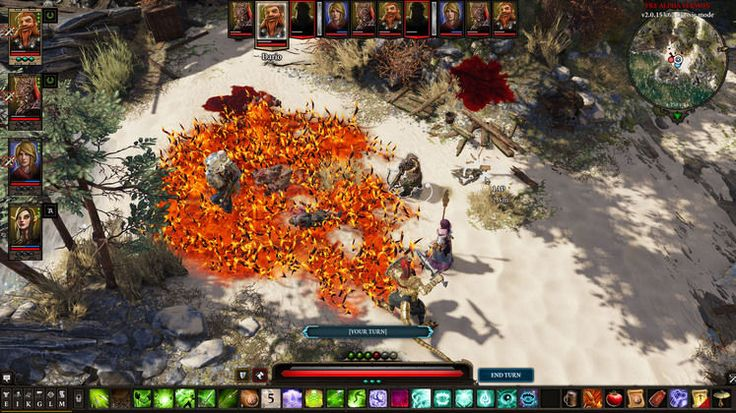 Divinity: Original Sin 2 interview with Producer David Walgrave of Larian Studios