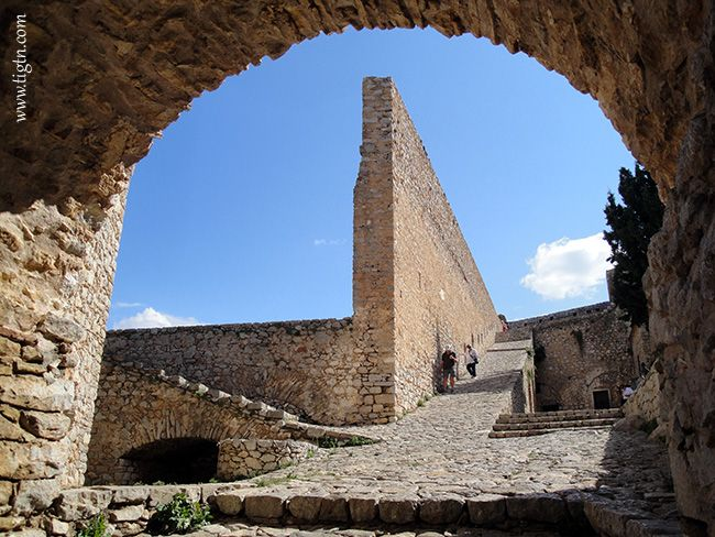 #Palamidi Castle, #Nafplio, #Argolida - #Greece