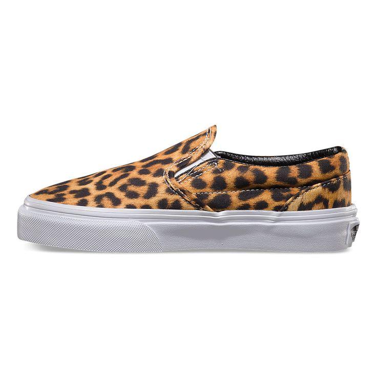 Digi Leopard Classic Slip-On