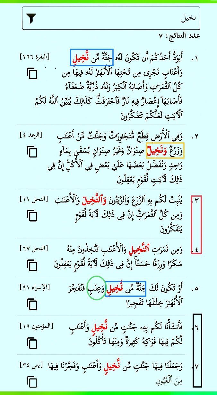 نخيل سبع مرات في القرآن أربع مرات من نخيل مرتان معرفة بال النخيل والأعناب في النحل معطوفة مرفوعة وجنات من أعناب وزر Math Bullet Journal Journal