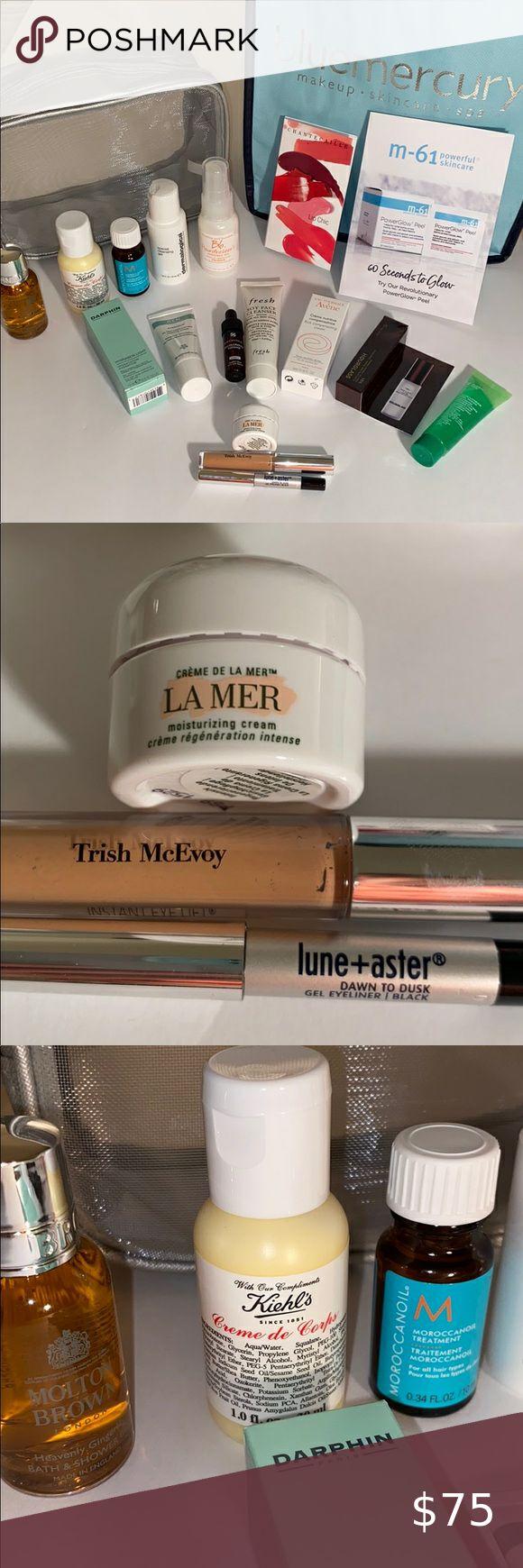 19 La Mer Sephora Deluxe Prestige Beauty Samples NWT in