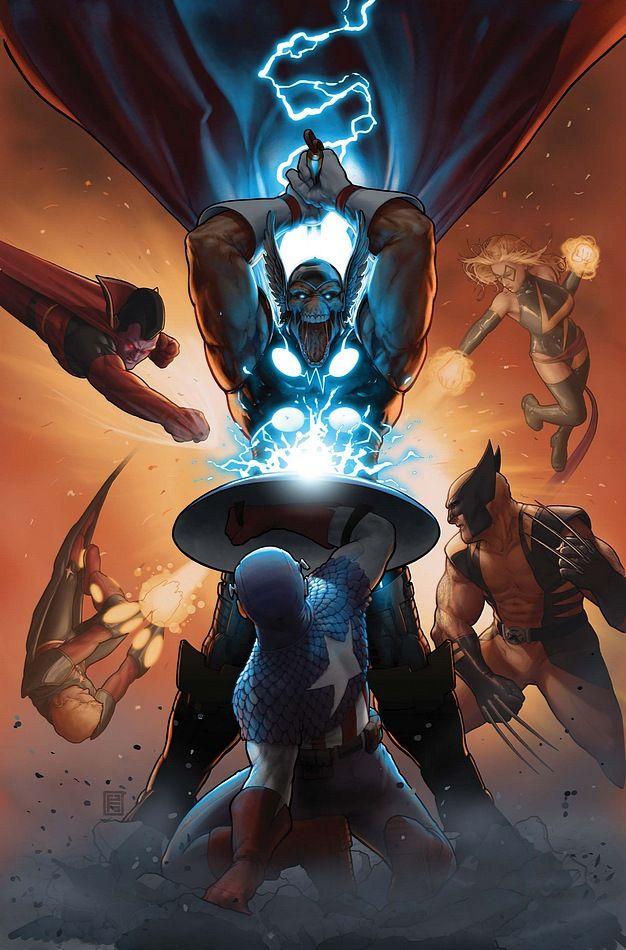 John Tyler Christopher - Avengers