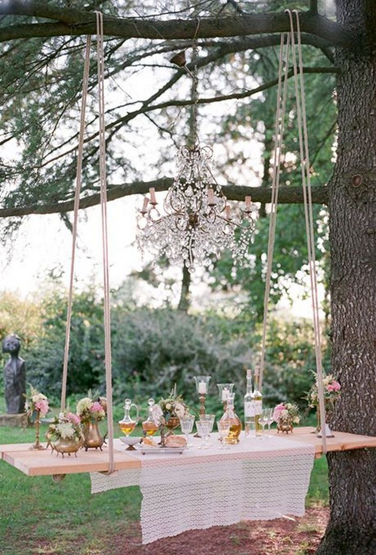 Garden Party Decor for Your Best Day Ever