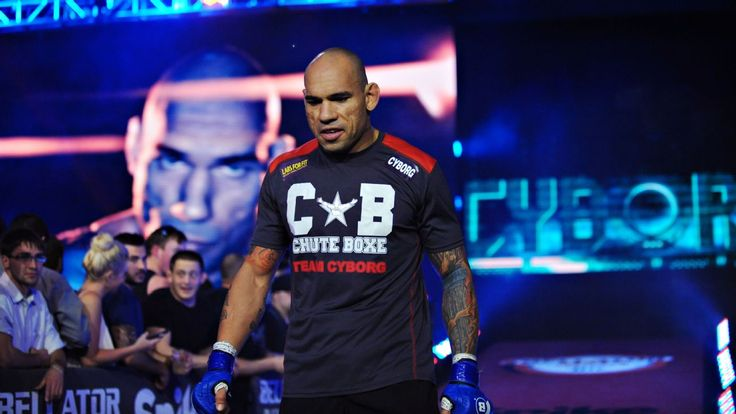 Evangelista 'Cyborg' Santos says he suffered fractured skull in loss