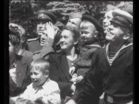 Калининград. 1949 год.