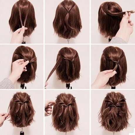 Einfache Aktualisierungen für kurze Haare #aktual…