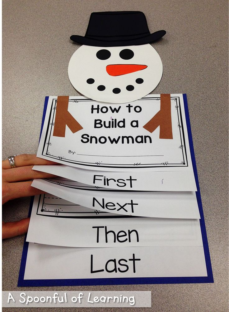 Winter Fun Math and Literacy Activities!!