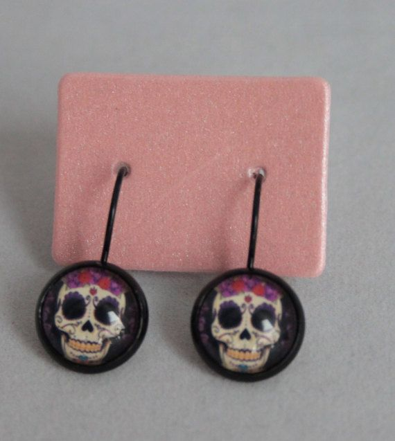Hoi! Ik heb een geweldige listing op Etsy gevonden: https://www.etsy.com/nl/listing/500572148/mexicaanse-glas-oorbellen-skull-schedel