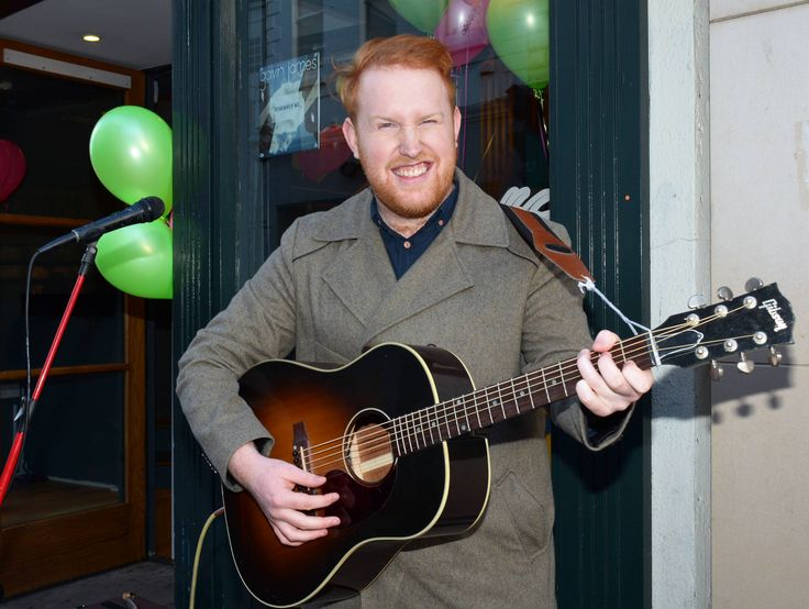 Gavin James announced as support act for Sam Smith's US tour