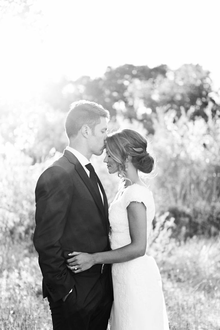 Love, comfort. The pics on this site show a couple who looks like everyone should on their wedding day <3