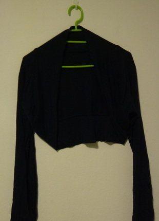 Kupuj mé předměty na #vinted http://www.vinted.cz/damske-obleceni/bolerka-and-vesty/14243822-tmave-modre-rukavy-vel-l-xl