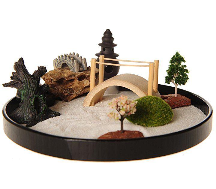 Icnbuys Kit Jardin Zen Accessoires Et Outils Differents Choix Pour