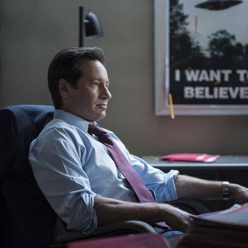you're my one in five billion — 'The X-Files' 2016