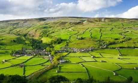 Yorkshire - God's own county is the best place in Europe