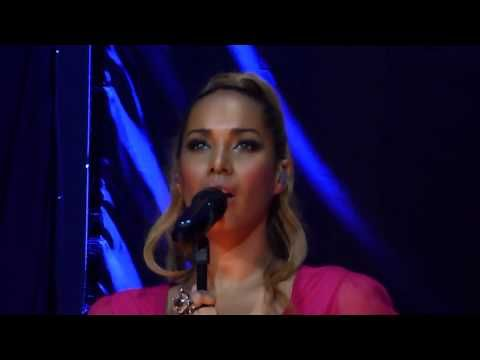 ▶ Leona Lewis 'The First Time Ever I Saw Your Face' Nottingham Concert Hall 30.04.13 HD - YouTube