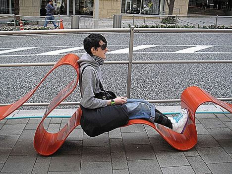 modern ottawa: Ottawa's street furniture Design
