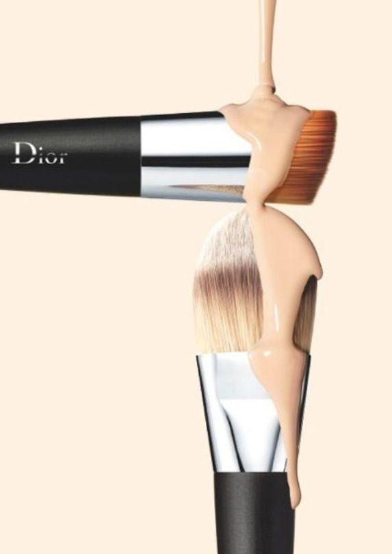 Foundation Make-up Brush