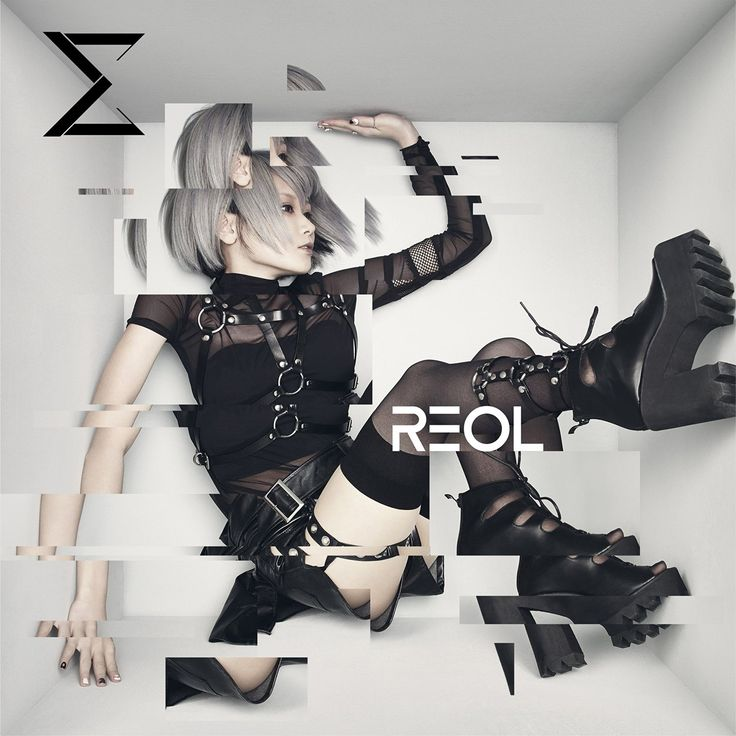 "REOL's first full album ""Sigma"""