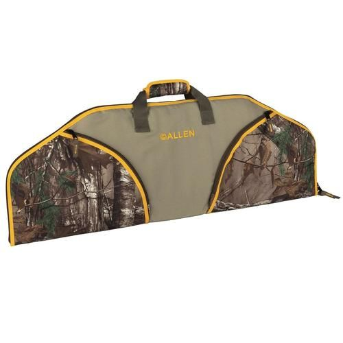 Allen 41in Compact Youth Bow Case-Brown/Camo