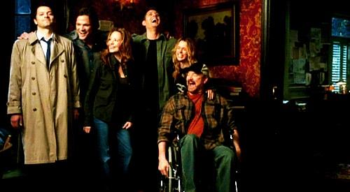 Supernatural Team FreeWill