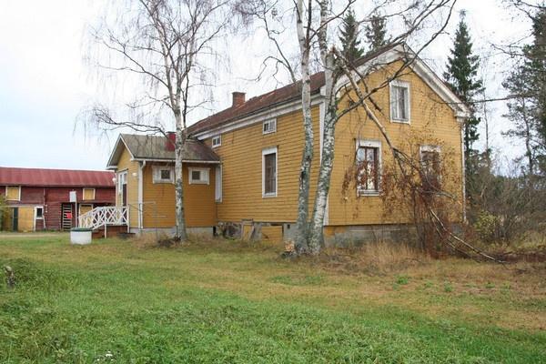 Pirkola Farm, Hailuoto, Finland