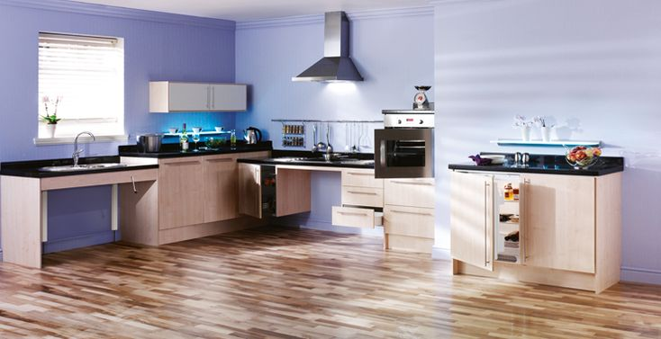 YourHome - Expert advice - Accessible kitchen designs